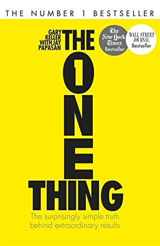 The One Thingby Gary Keller