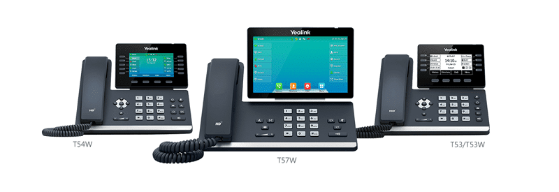 Yealink WiFi phones