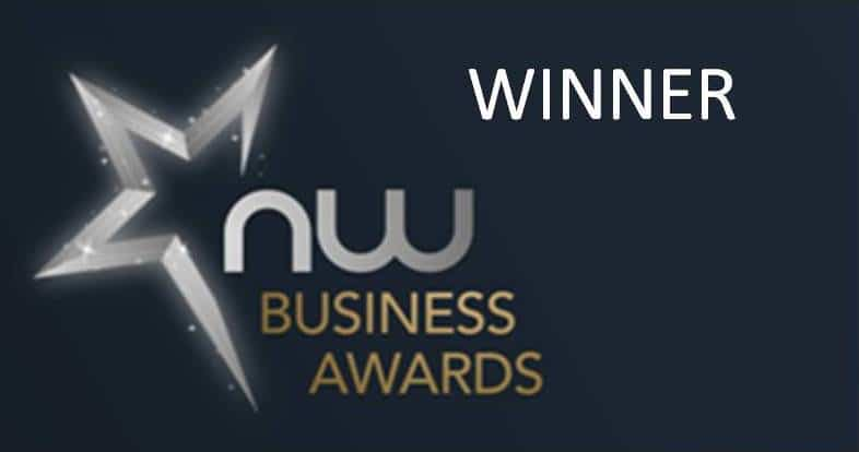 NW Business Awards Winner