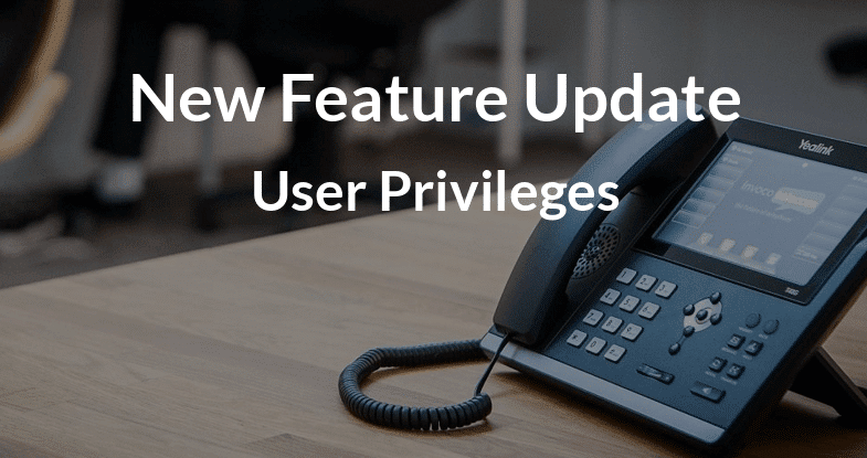 user privileges update
